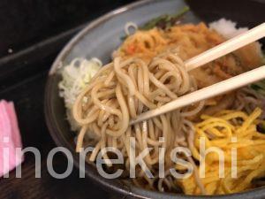 デカ盛り立ち食いそば京成上野つるや冷しジャンボ五目蕎麦メニューデカ盛り進撃の歴史27