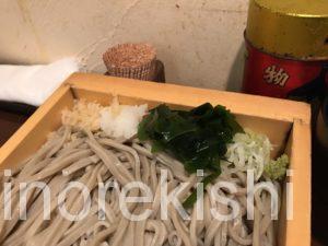 デカ盛り十割そば蕎麦たかね日本橋茅場町店匠の乱切りそば大盛り巨大かき揚げメニュー進撃の歴史24