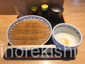上野大盛り蕎麦喜乃字屋きのじやフォアグラエスプーマもりそば京成上野メニューデカ盛り進撃の歴史41
