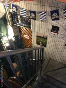 築地大盛りカレーレストランピラミッドドイツビールソーセージドイツ料理ランチメニュー新富町デカ盛り進撃の歴史11