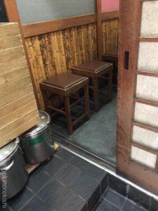 東銀座立ち食いそば歌舞伎そばもりかき揚げそば大盛り蕎麦メニューデカ盛り進撃の歴史5