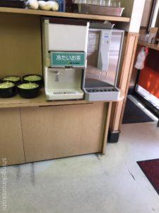大盛り立ち食いそばそば作御成門店朝食メニューデカ盛り進撃の歴史10