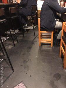 汁なし担々麺自家製麺ほうきぼし神田店特製メニュー大盛りデカ盛り進撃の歴史6