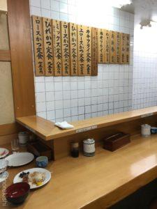 上野とんかつ山家やまべ御徒町店上ロースかつ定食メニューデカ盛り進撃の歴史8