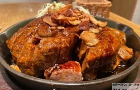 豚ステーキ秋葉原東京トンテキヨドバシAkibaデカ盛り特大トンテキ定食メニューご飯大盛りおかわり自由巨大進撃のグルメ