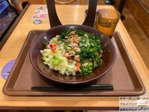 すき家シーザーレタス牛丼スーパーフードMIX並盛デカ盛り進撃のグルメ