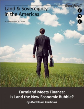 COVER_LSA Brief No5_Finance_Fairbairn