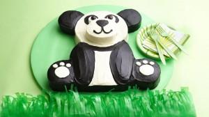 Panda Bear Cake-foodflag