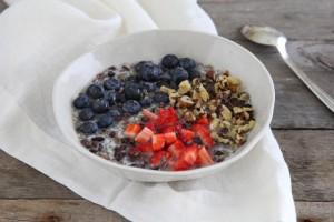 Grain-Free Oatmeal Recipe-foodflag