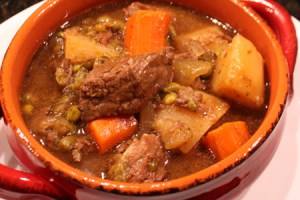 Slow Cooker Easy Beef Stew Recipe