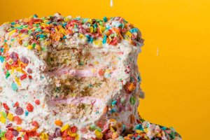 The Cereal Cake