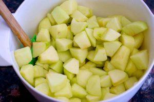 Step 2 - How to Easy Apple Crisp