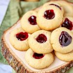 Jam Thumbprint Cookies variations