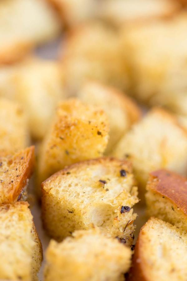 The last crouton recipe you'll ever need!