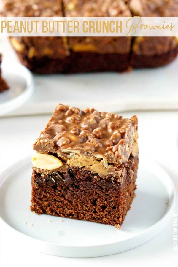 Best Peanut Butter Cup Brownies