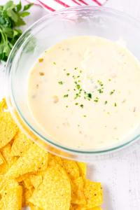 How to Make Queso Blanco Dip - Step 2