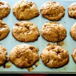 How to make Apple Muffins with a Crunchy Brown Sugar Topping