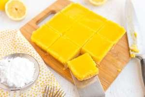 Lemon Bars Step 10