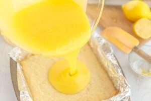Lemon Bars Step 8
