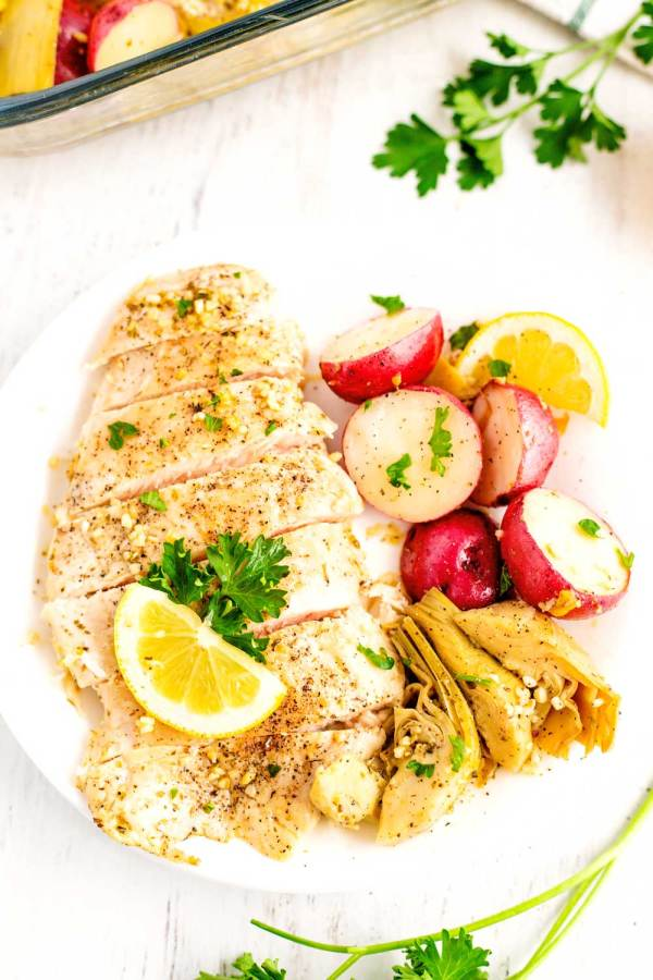 Best Lemon Chicken recipe
