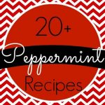 clip-art for Peppermint recipes