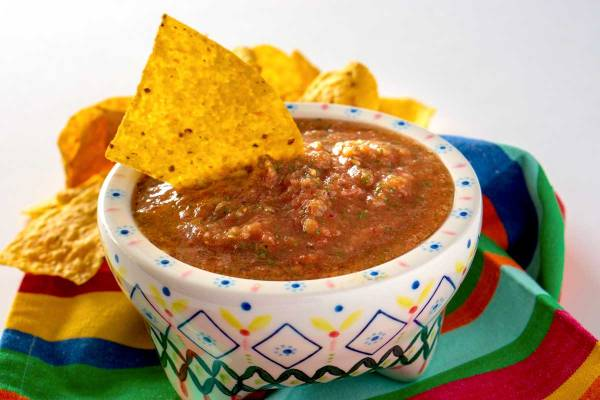Flavorful Honey Lime Chipotle Salsa