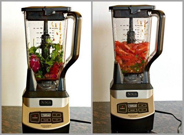 Place all of the ingredients into the blender and blend for 2 minutes.