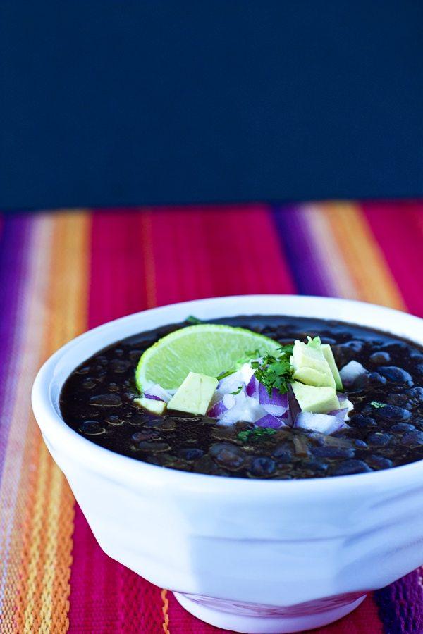 Black Bean Soup 4