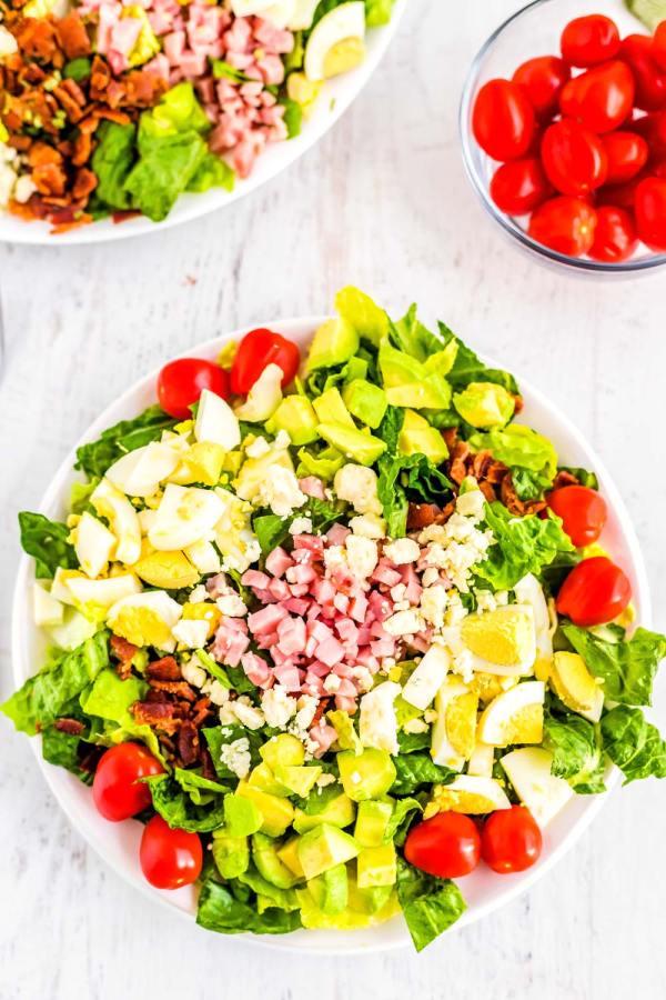 Best Cobb Salad Recipe