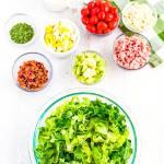 Cobb Salad Ingredients