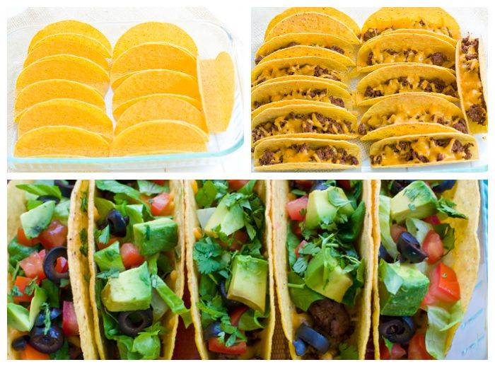 How to Make Oven Tacos