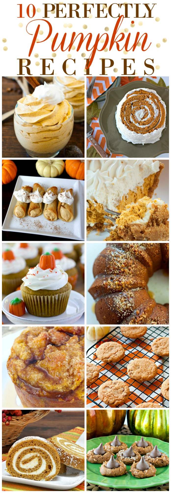 10 Perfectly Pumpkin Recipes 1-Optimized
