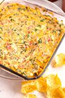 Best Mexican Spinach Dip