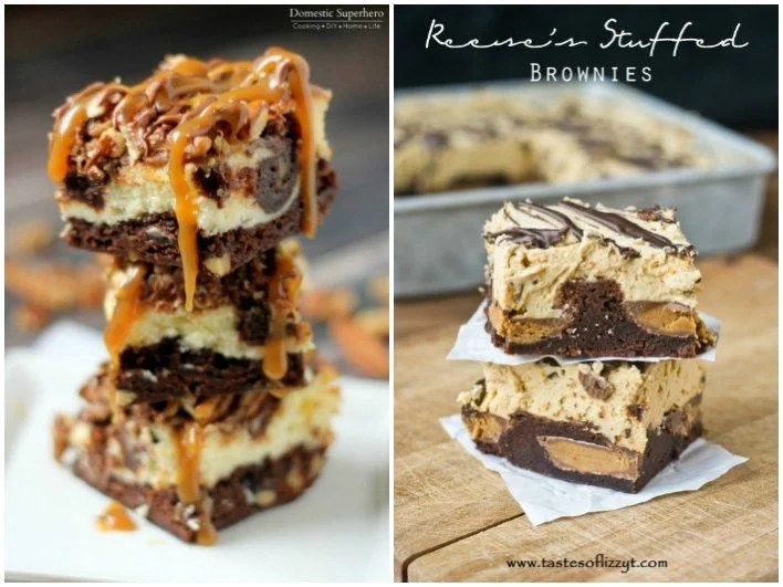 10 Outrageous Brownie Recipes