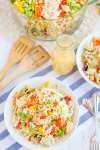 Simple Raman Noodle Salad recipe