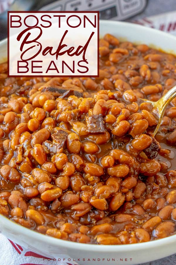 Home canned boston baked beans recipe