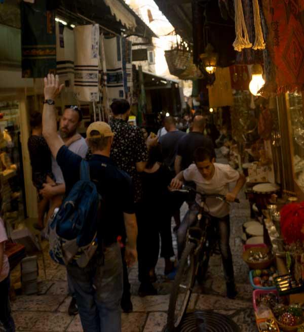 Jerusalem Tour Guide