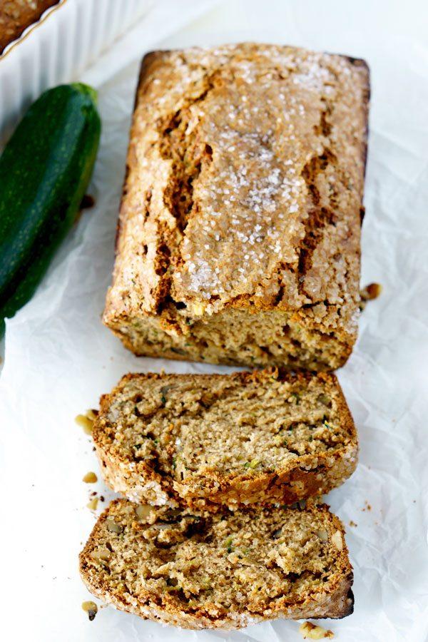 Zucchini bread recipe for bake sales