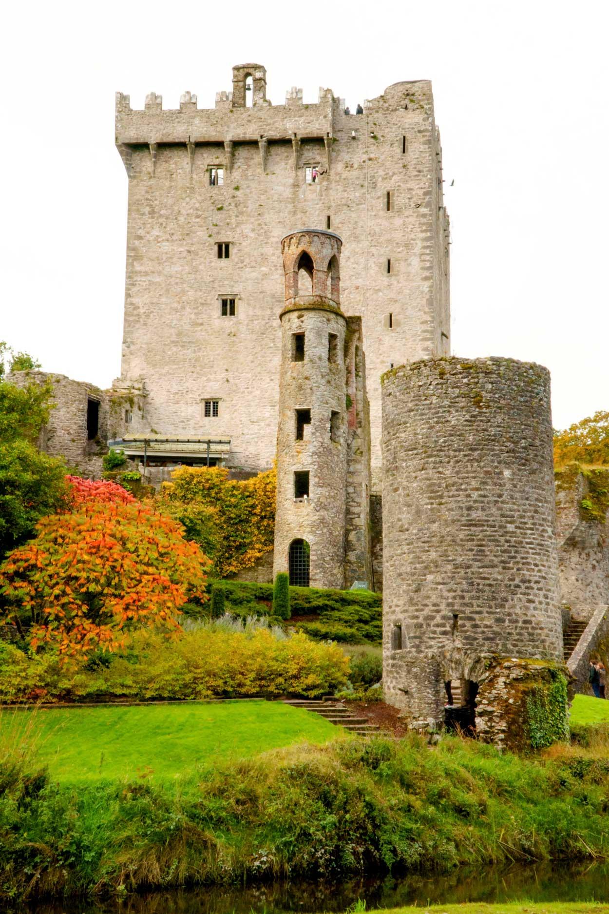 Blarney Castle in October