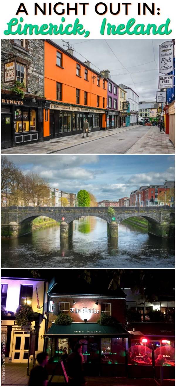Nightlife in Limerick, Ireland