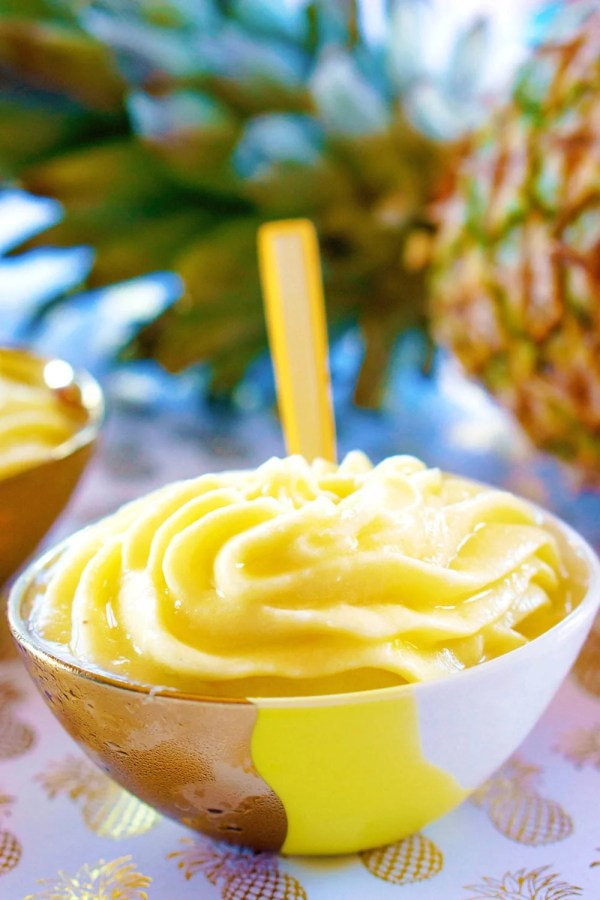 Copycat Dole Whip recipe in just 5 minutes.