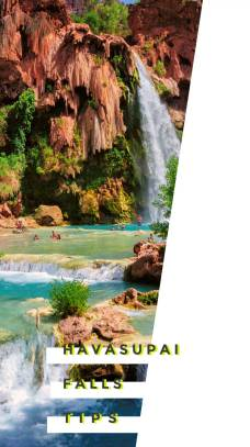 Tips and tricks for the best visit to Havasupai!