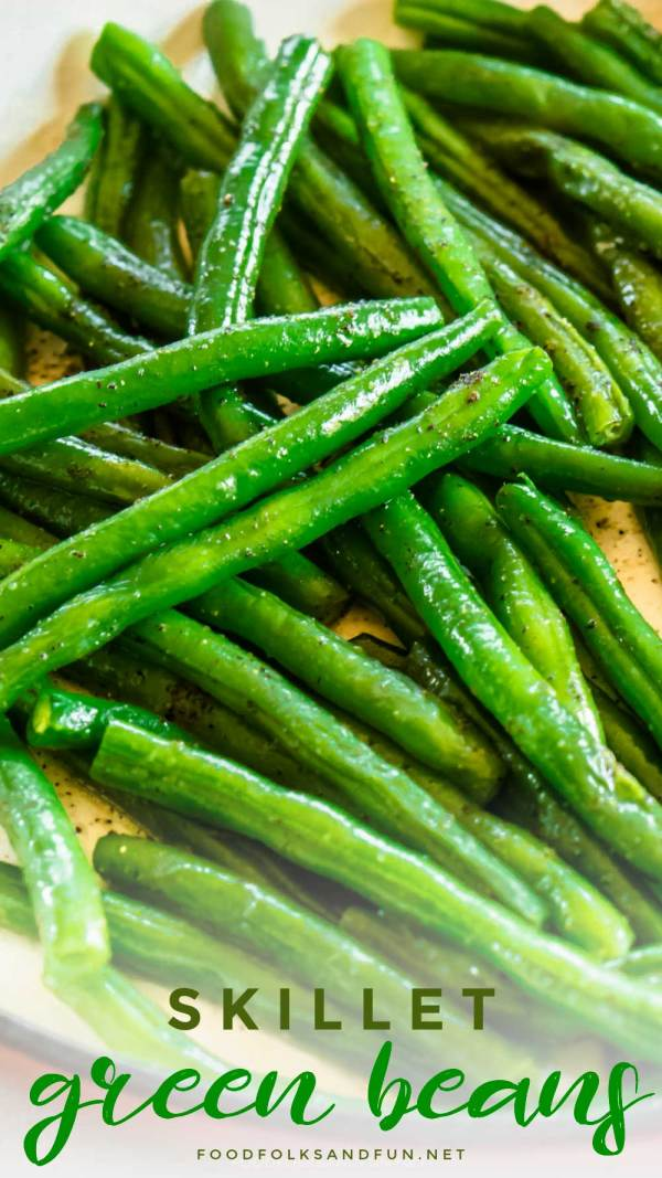 The Best Sautéed Green Beans