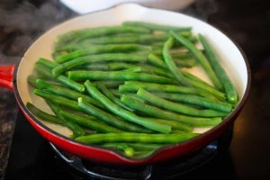 How to Cook Fresh Green Beans - Step 2