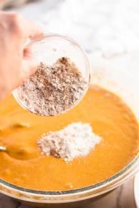 Pumpkin Cake Recipe Step 3