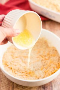 Crumb topping for mac and cheese