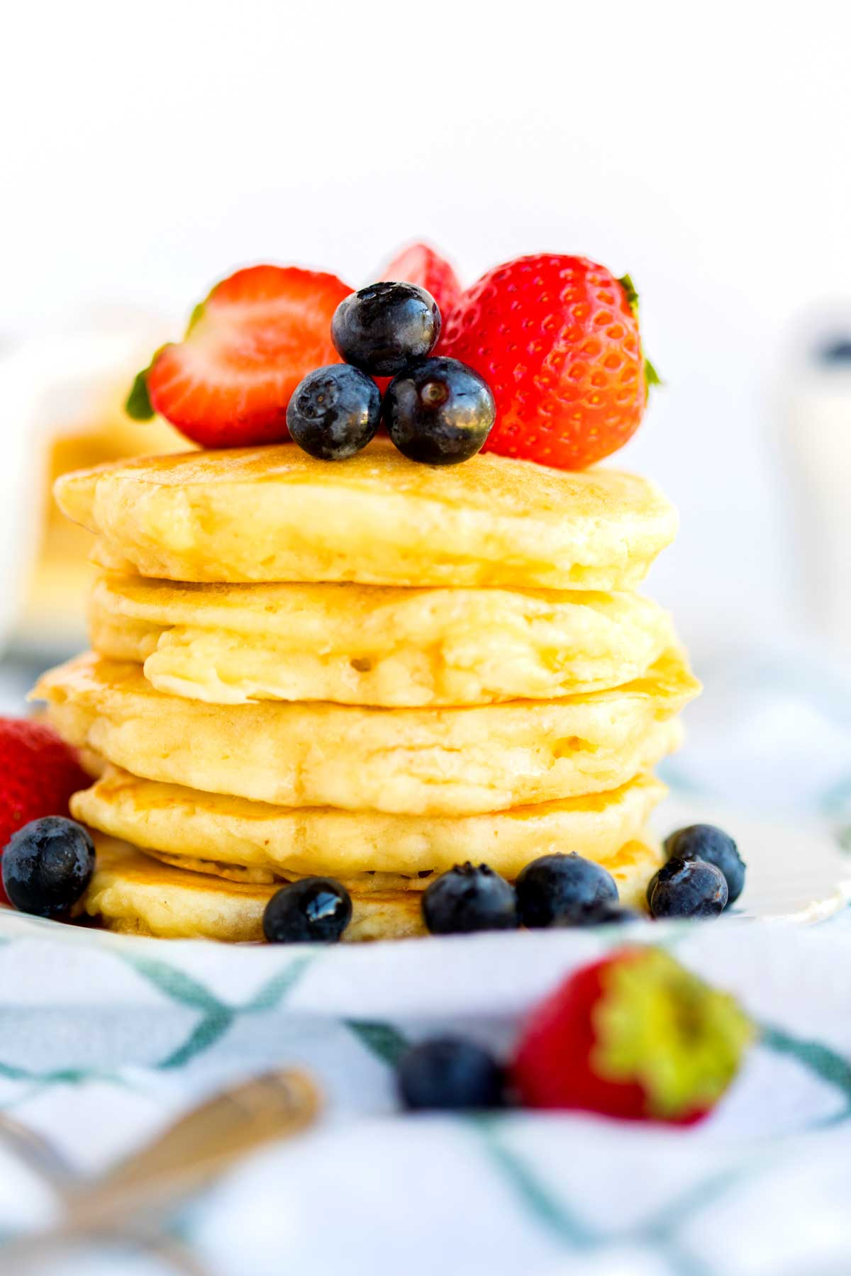 Buttermilk Pancakes That Melt In Your Mouth Food Folks And Fun