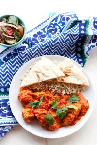 Crock Pot Chicken Tikka Masala