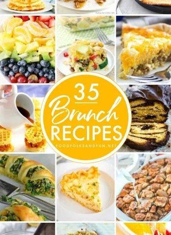 35 Best Brunch Recipes