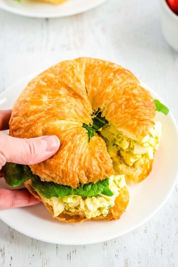 Very Best Egg Salad recipe